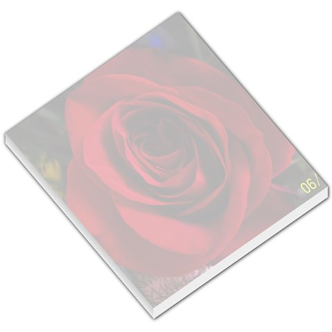 Rose By Dawn   Small Memo Pads   Fl0nuezo86h0   Www Artscow Com