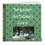 Sequoia April 24,2010 - 8x8 Photo Book (30 pages)