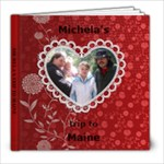 Michela trip 2 ME - 8x8 Photo Book (20 pages)