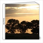Scenery Pics - 8x8 Photo Book (30 pages)