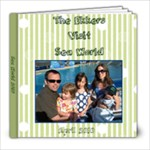 Sea World / San Diego 2010 - 8x8 Photo Book (20 pages)