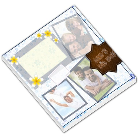 Dad Memo By Joely   Small Memo Pads   85qz4czy0go8   Www Artscow Com