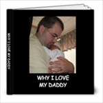 DADDY BOOK - 8x8 Photo Book (20 pages)