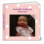 isabelle s pictures - 8x8 Photo Book (20 pages)