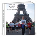 France book 1 - 8x8 Photo Book (30 pages)