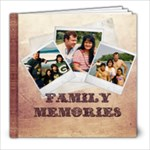 Moms Book - 8x8 Photo Book (30 pages)