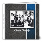 Our Heritage - 8x8 Photo Book (20 pages)