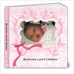 Granddaughter Alissa - 8x8 Photo Book (30 pages)