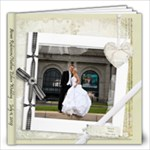 Aimee wedding2 - 12x12 Photo Book (60 pages)