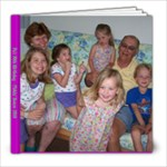 Pa s Book - 8x8 Photo Book (20 pages)
