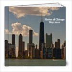 Photos of Chicago - 8x8 Photo Book (20 pages)
