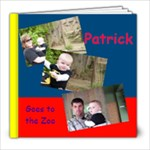Patricks Zoo Book - 8x8 Photo Book (20 pages)