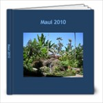 Maui - 8x8 Photo Book (39 pages)