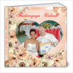 wedding2 - 8x8 Photo Book (30 pages)