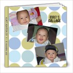 Kurt 4-6 months - 8x8 Photo Book (20 pages)