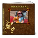 WPSP - 8x8 Photo Book (20 pages)