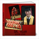 Konnors Sr. Book - 8x8 Photo Book (30 pages)