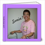 Sonia s book - 8x8 Photo Book (30 pages)