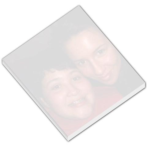 Mario Phia Pad By Leanne Legare   Small Memo Pads   Yjcqdrwp3vir   Www Artscow Com