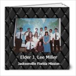 Elder Lee Miller - 8x8 Photo Book (20 pages)