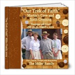 Miller Family on a Pioneer Trek July-August 2009 - 8x8 Photo Book (20 pages)