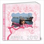 April 2010 - 8x8 Photo Book (20 pages)