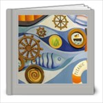 Titanic Frameless Coffee Table Book - 8x8 Photo Book (30 pages)