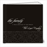 Lowe Proc - 8x8 Photo Book (30 pages)