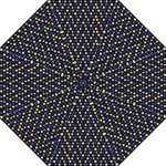 umbrella-purpleNyellowBalls - Folding Umbrella