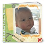 Pingu 2 year - 8x8 Photo Book (30 pages)