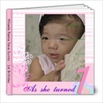 my daughter Mika s 1st birthday :) - 8x8 Photo Book (20 pages)