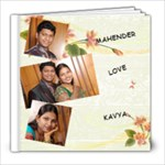 kavya - 8x8 Photo Book (20 pages)