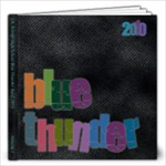 AHS Blue Thunder Band   - 12x12 Photo Book (80 pages)