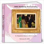 Mom Dad s Wedding Anniversary - 12x12 Photo Book (20 pages)