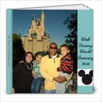 Disney 2010 - 8x8 Photo Book (30 pages)