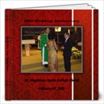 Mom Dad s Wedding Anniversary (revision) - 12x12 Photo Book (20 pages)