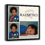 Raymond Canvas - Mini Canvas 8  x 8  (Stretched)