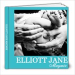 elliottja3333ne - 8x8 Photo Book (20 pages)