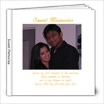sweet memories - 8x8 Photo Book (20 pages)