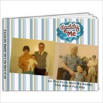 Dad s Book - 9x7 Photo Book (20 pages)