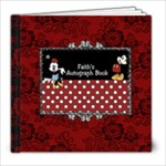 2010 autograph book faith - 8x8 Photo Book (30 pages)