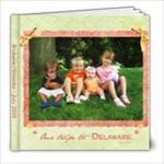 Cousin Book - Summer 2009 - 8x8 Photo Book (20 pages)