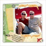 23rd Anniversary Trip - 8x8 Photo Book (30 pages)
