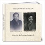 Caccavella Family - 8x8 Photo Book (20 pages)