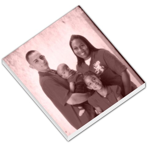 Family  By Krystal M    Small Memo Pads   Ykea5gyrb8vc   Www Artscow Com