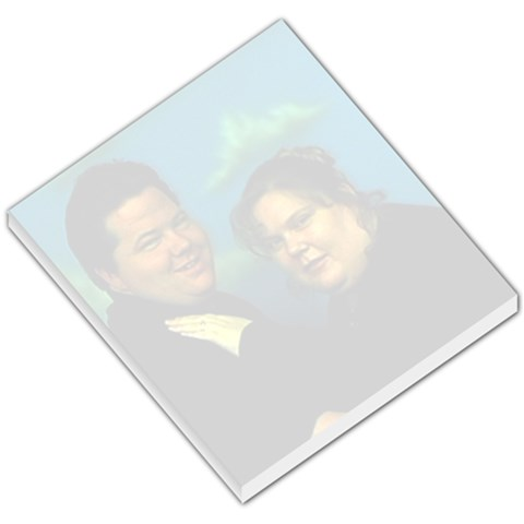 Steve And Tina Memo Pad By Christina Fisher   Small Memo Pads   Frdhxstqkwt1   Www Artscow Com