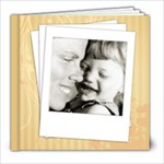book - 8x8 Photo Book (20 pages)