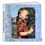 Bennett Meets the Manatees - 8x8 Photo Book (30 pages)