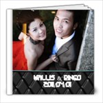 Pre Wedding - 8x8 Photo Book (39 pages)