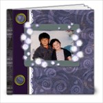 new book mom - 8x8 Photo Book (30 pages)